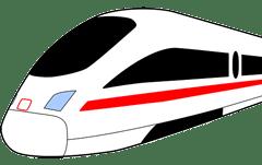 """Blondinenwitze: Durchsage am Bahnhof: """"Abfahrt des ICE nach München um 8 Uhr 48. Für unsere blonden Kundinnen mit Digitaluhr: Brezel-Stuhl-Brezel."""""""