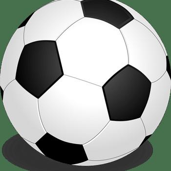 """Zwei Freunde schauen Fußball: """"Ein gutes Spiel"""", sagt der eine, """"nur die Tore fehlen!"""" """"Wieso, da stehen doch zwei!"""""""