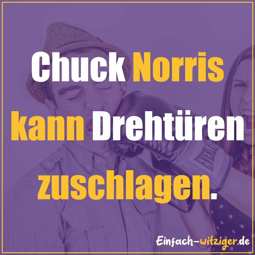 Chuck Norris Chuck Norris Witze Jack Norris chuck noris witze über chuck norris: Chuck Norris kann drehtüren zuschlagen.