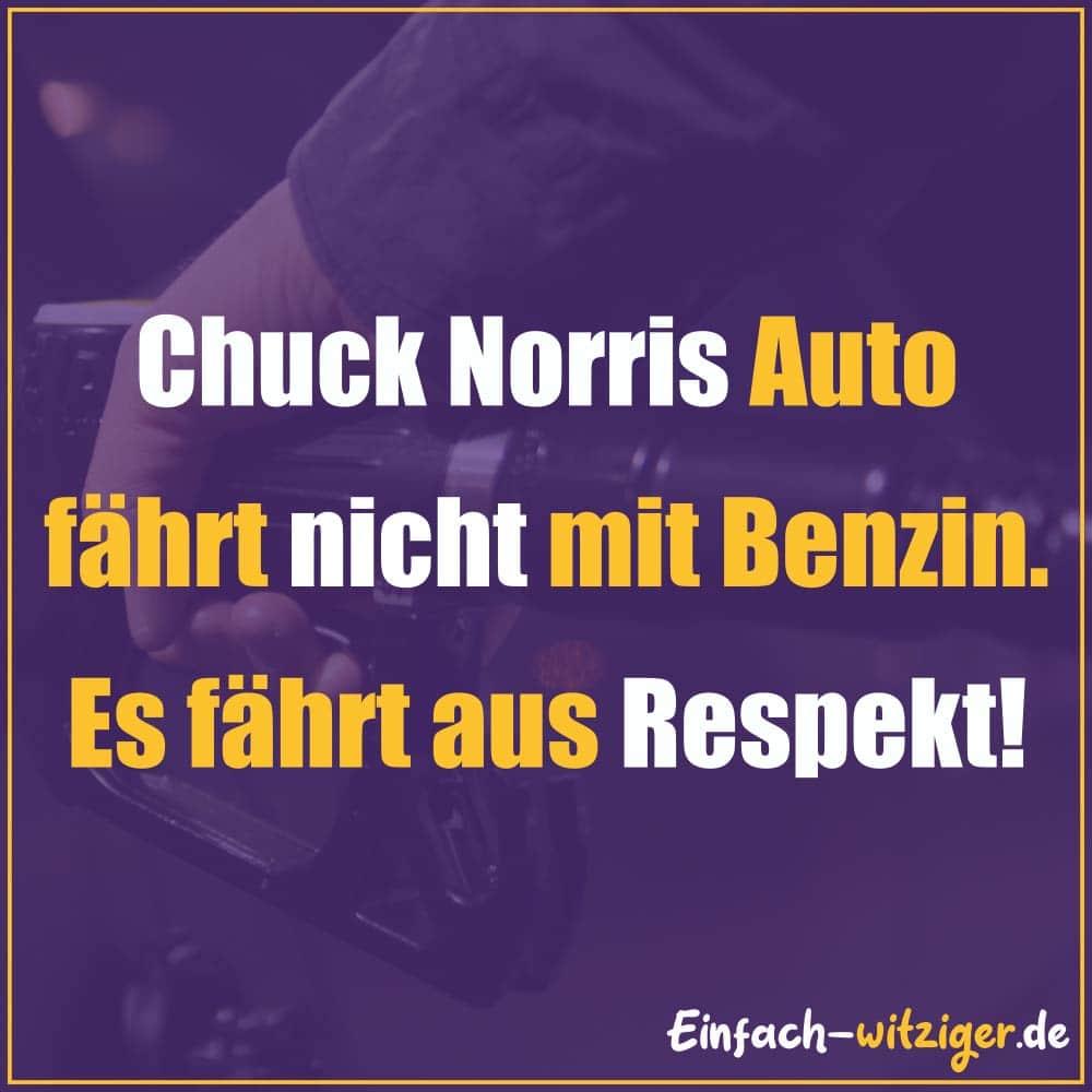 Chuck Norris Chuck Norris Witze Jack Norris chuck noris witze über chuck norris: Chuck Norris Auto fährt nicht mit Benzin. Es fährt aus Respekt!