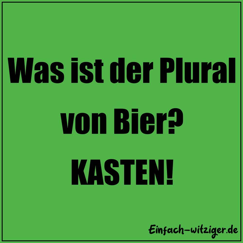 Whatsapp Status Sprüche die besten Status Sprüche für Whatsapp! Status Sprüche lustig: Was ist der Plural von Bier? KASTEN!